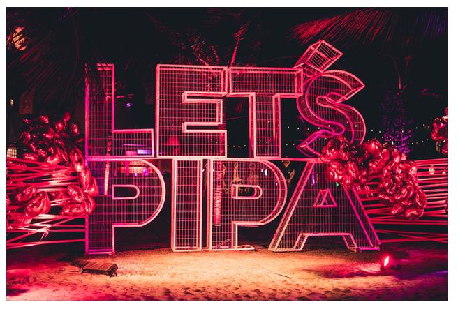 Reveillon em Pipa - Lets Pipa