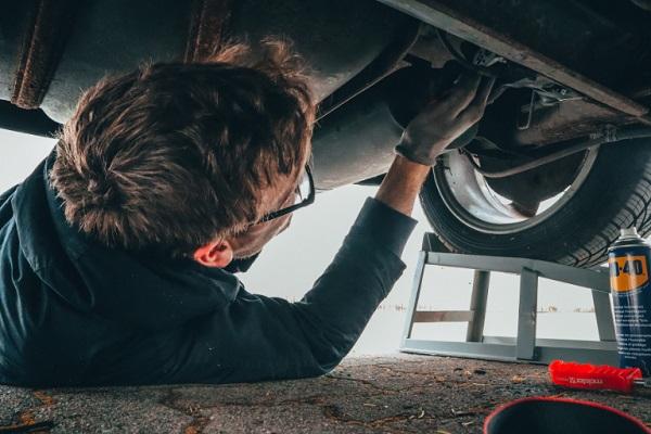 Custos manutenção do carro